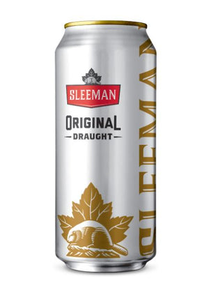 Sleeman Original Draught - Sleeman Breweries Ltd