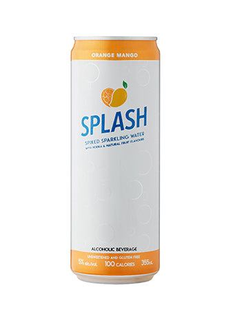 Splash Orange Mango - Squeeze'D Beverages