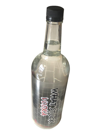 What Stuck Vodka