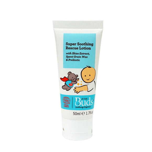 Buds Soothing Organics Super Soothing Rescue Lotion 50ml