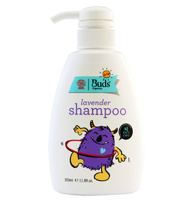 Buds For Kids Lavender Shampoo 350ml