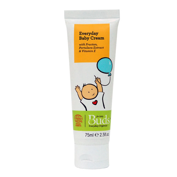 Buds Everyday Organics Everyday Baby Cream 75ml