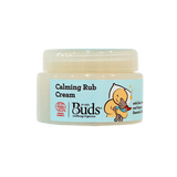 Buds Soothing Organics Calming Rub Cream 30ml (For Tummy Rub)