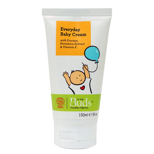 Buds Everyday Organics Everyday Baby Cream 150ml