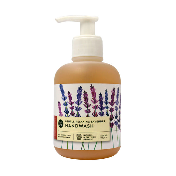 Esmeria Anti-bacterial Gentle Hand Wash – Lavender