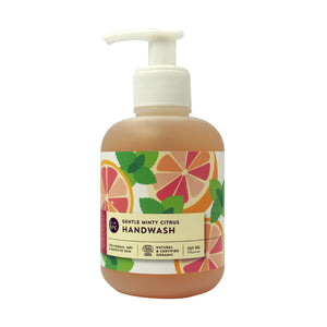 Esmeria Anti-bacterial Gentle Hand Wash – Minty Citrus