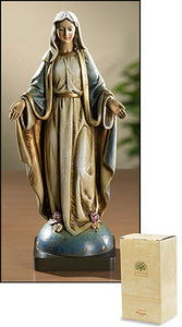 Our Lady of Grace Statue 8""
