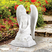 "Load image into Gallery viewer, 20"" Outdoor Memorial Angel"