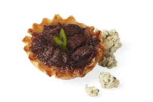 Van Lang - Braised Shortrib With Fig And Blue Cheese Appetizer 200Ct. Frozen Foods