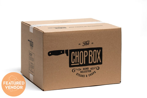 Two Rivers - 16Lb Chopbox 21 Assorted Steaks 1Ct. Meats