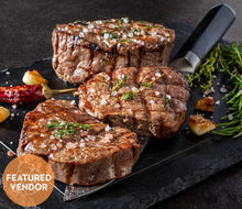 Load image into Gallery viewer, Two Rivers - 8Oz Beef Tenderloin Steaks 20Ct. Meats