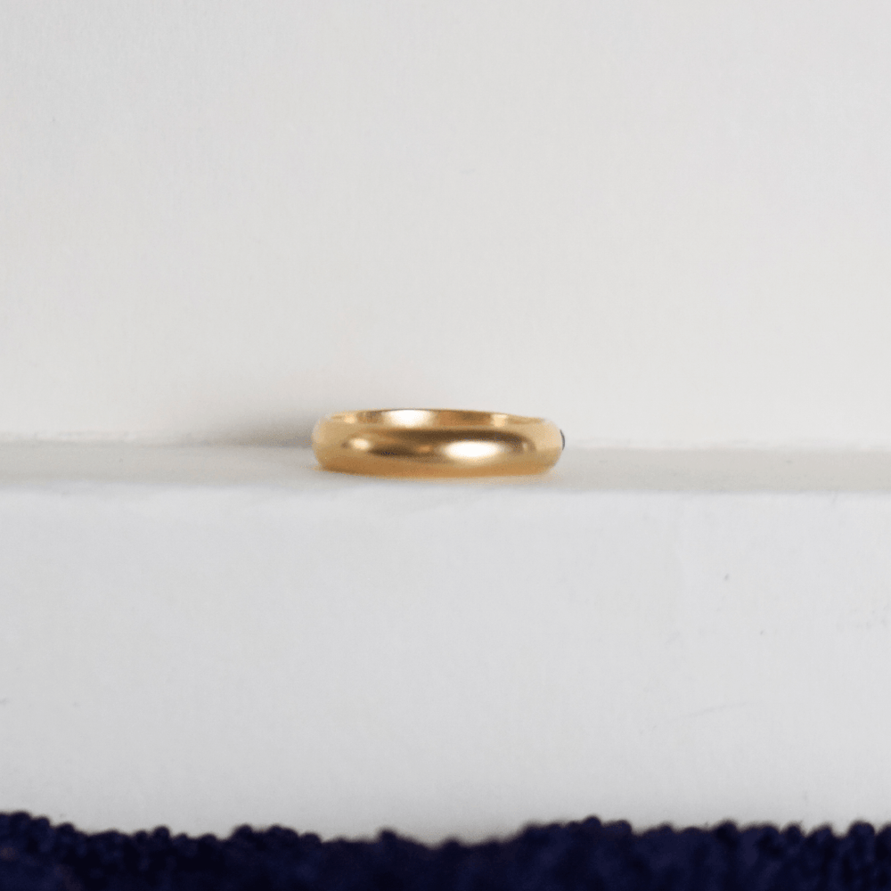 4mm gold bands
