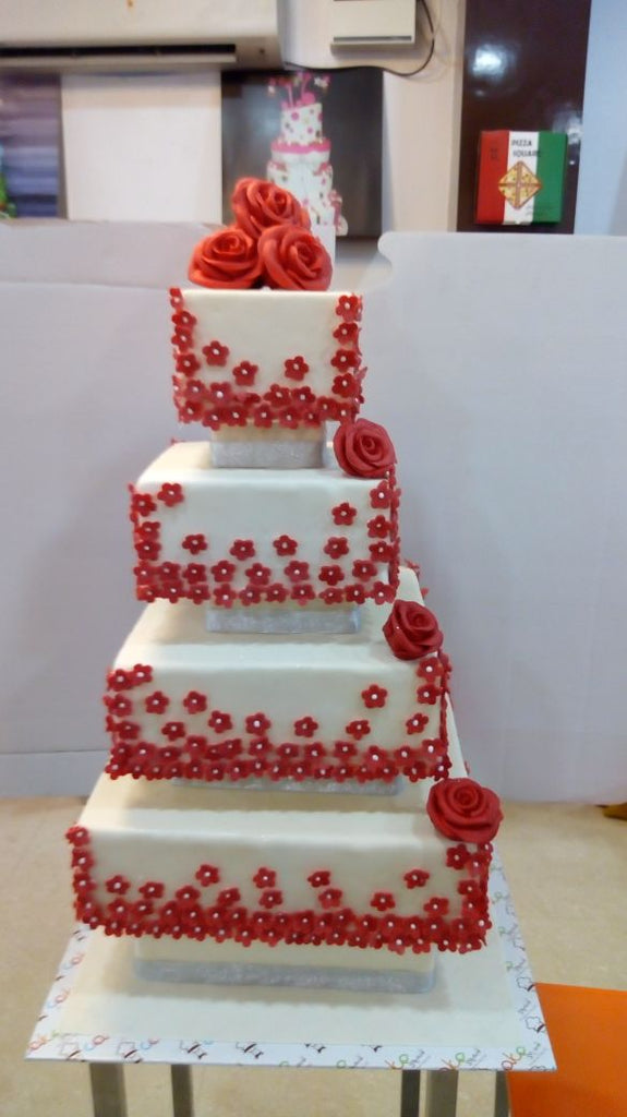 Beauty Bride Cake 12kgwc115