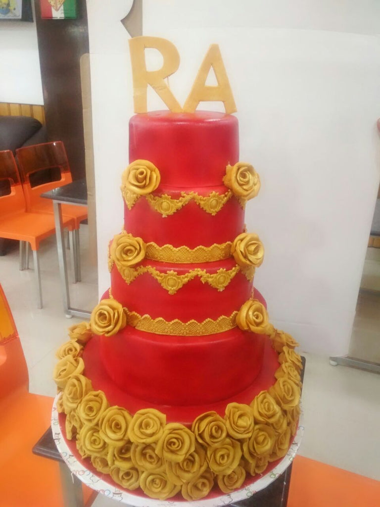 Red Royal Cake 12kgwc121