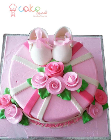 3tier Birthday cakes order online Cakes for small children girls