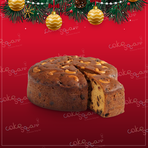 1 Kg Plum Cake with Gift box