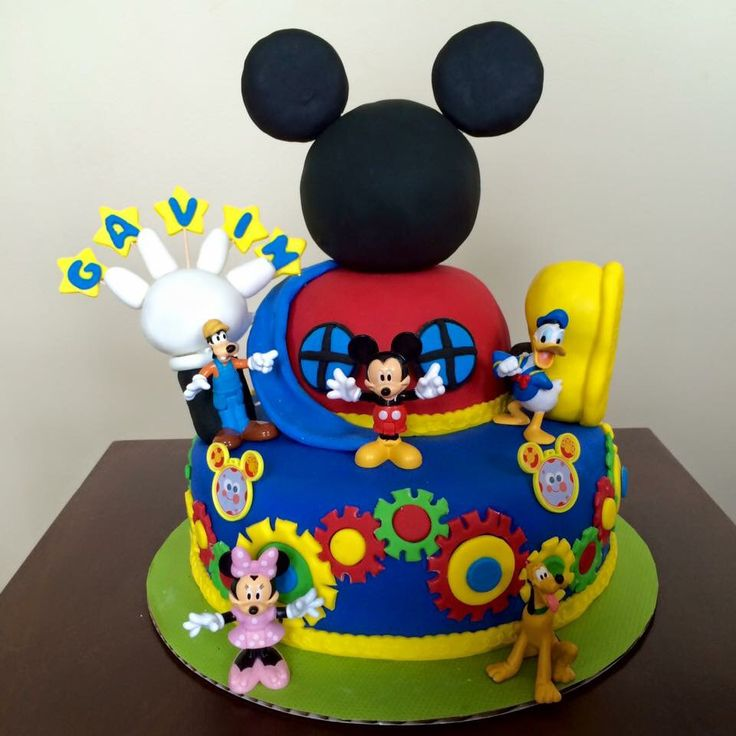 Micky mouse and friends 5kgbcb (10)