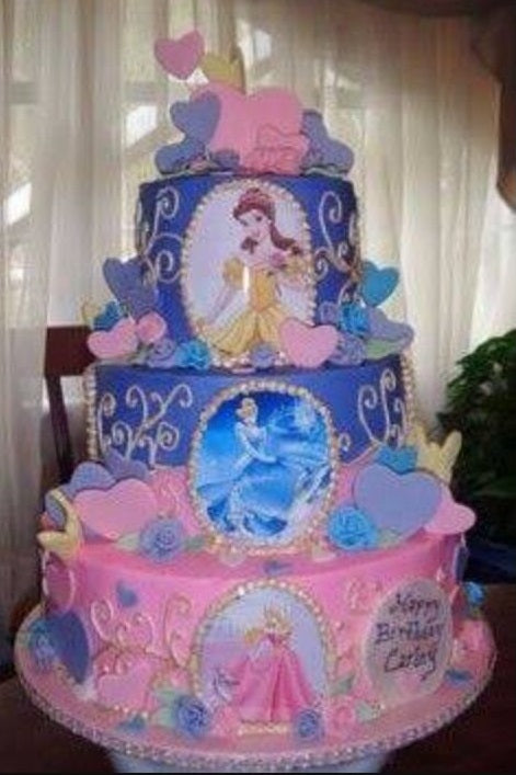 Disney princess cake 9kgbcg (16)
