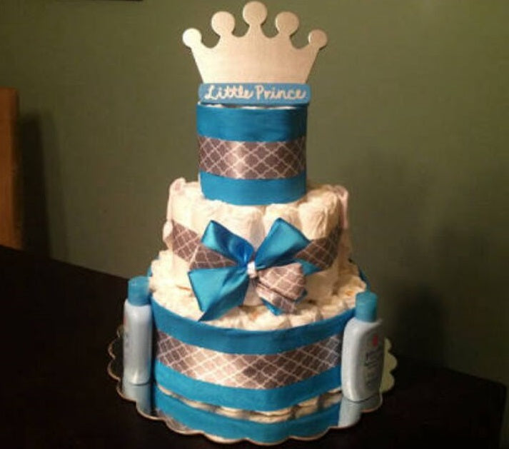 Baby's Crown cake 9kgbcg (19)