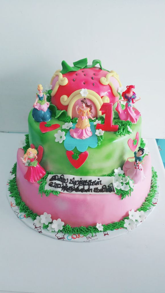 Dream Land cake 9kgbcg (25)