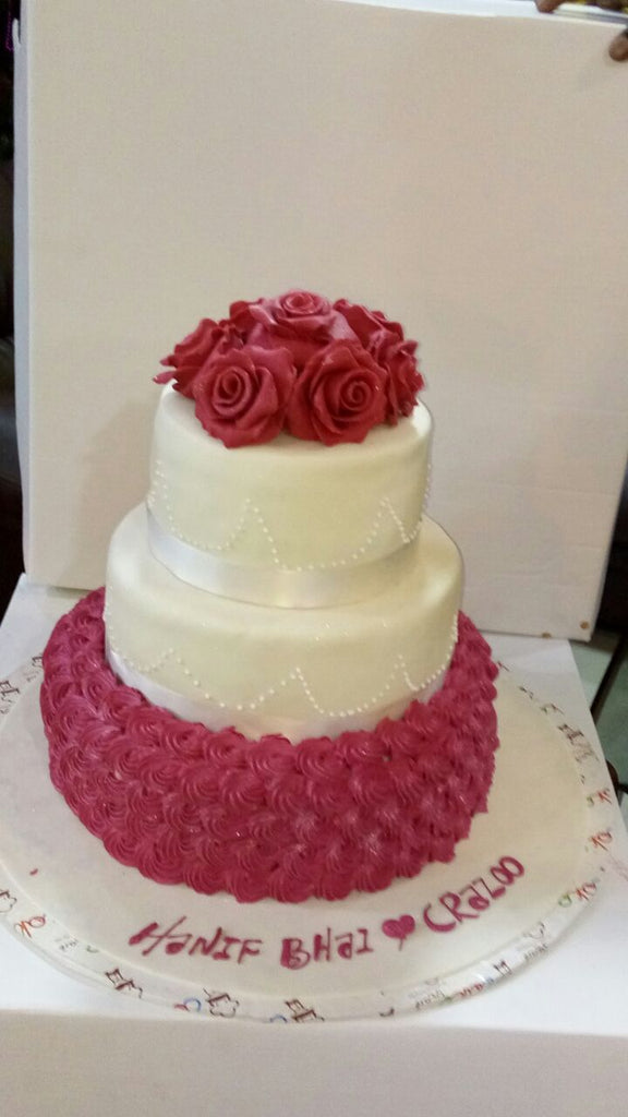 Roses only cake 9kgwc113
