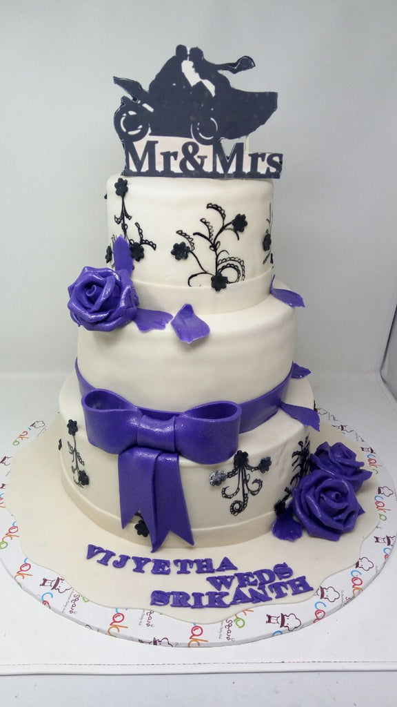 Mr and Mrs Cake 9kgwc146