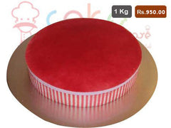 AC001- Strawberry Mousse Cake