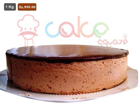 AC003- Irish Mousse Cake