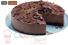 AC004- Chocolate Mousse Cake