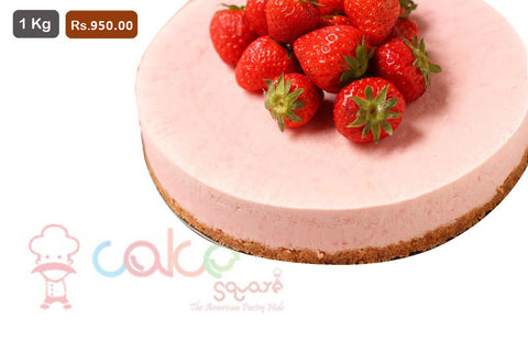AC005- Strawberry Cheese Cake