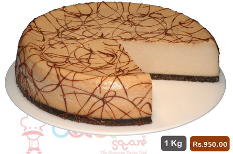AC010- Irish Cheese Cake