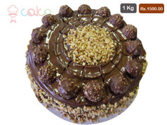 AC014- Ferraro Rocher Regular Cake