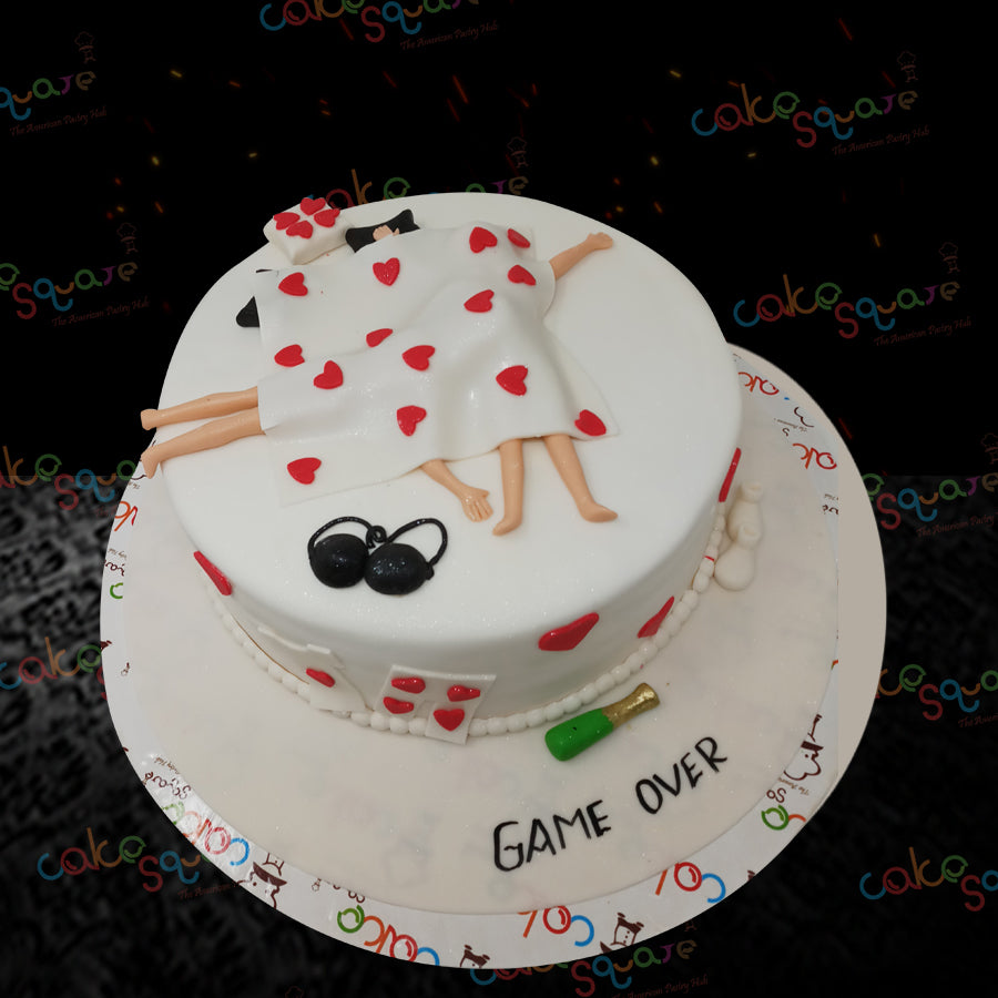 ADC 11001 - Adult Cake