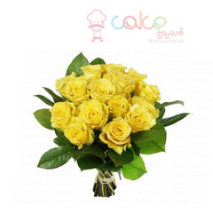 BQ002 - Awesome yellow roses