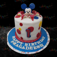 BCB 29098 - Tom Birthday Cake