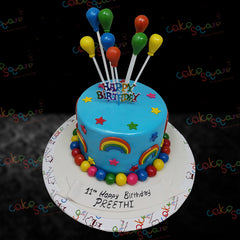 BCB 29105 - Boys Birthday Cake