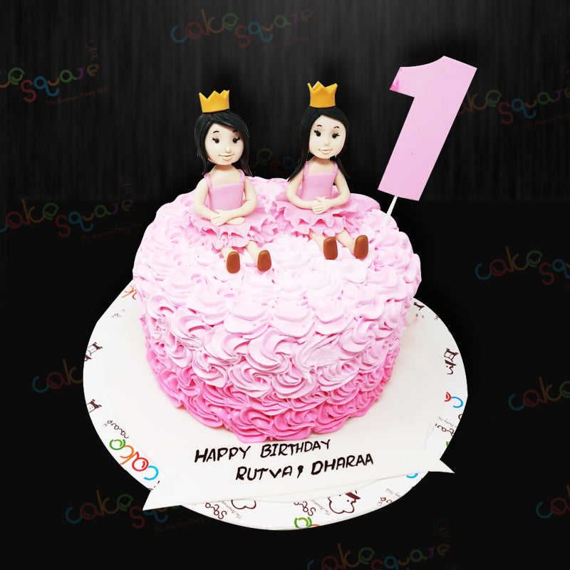 Birthday Cake Girls Cake Square Chennai