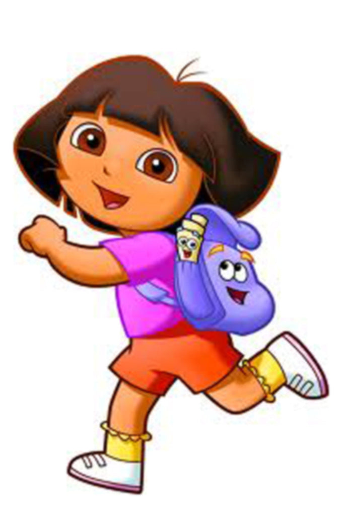 PH036 - Dora the explorer Photo Cake