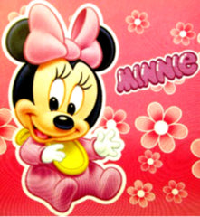 PH078 - Minnie Photo Cake