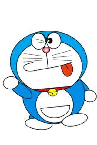 PH020 - Doraemon Photo Cake