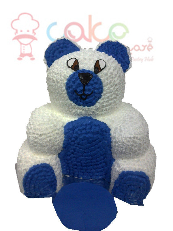 CSDBD062 - Fat Blue Teddy