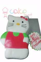 CSDBD142 - Hello Kitty Shape Cake