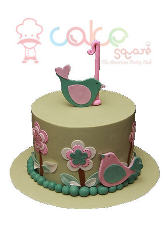 3tier Birthday cakes order online Cakes for small children