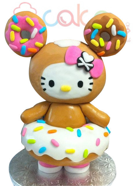 CSDBD213 - Hello Kitty Donutella Cake