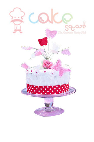 CSDBD223 - Pretty Girls Birthday Cake