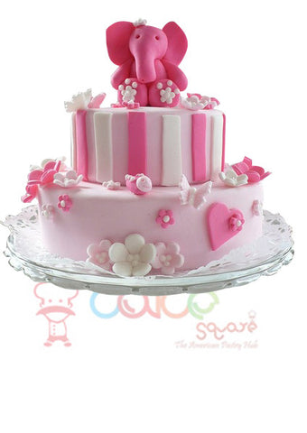 3 Tier Birthday Cakes Order Online