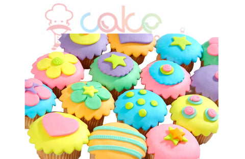 Color Me Cupcakes