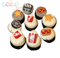 ODC118 Cup Fondant Movie Theme - 1Kg Designer Cakes