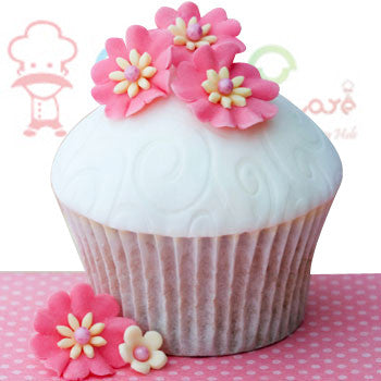 CP018-Dream Wedding Cupcakes