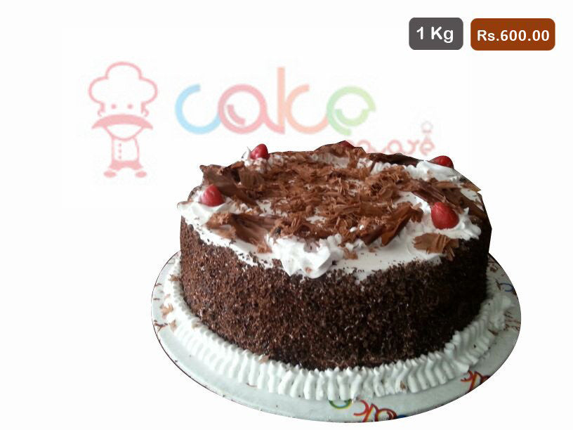 FC007- Black Forest Flavour Cake